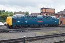 55019 ROYAL HIGHLAND FUSILIER - 21-5-16 - Kidderminster Town (Severn Valley Railway) (2)