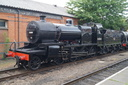 53808 - 30-5-16 - Loughborough Central (Great Central Railway) (2)