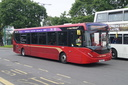 2228 YX15OZT 'Bobbyleigh' - 4-6-16 - Station Approach, Solihull, Birmingham