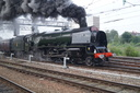 46233 DUCHESS OF SUTHERLAND - 23-7-16 - Crewe (1)