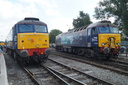 57007 + 57301 Goliath - 23-7-16 - Gresty Bridge