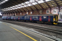 150938 (57238 + 52238 + 57219) - 16-7-16 - Bristol Temple Meads