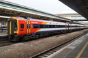 159005 (52877 + 58722 + 57877 WEST OF ENGLAND LINE) - 16-7-16 - Exeter St Davids