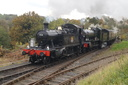 4566 + 7812 ERLESTOKE MANOR - 6-11-16 - Highley (Severn Valley Railway) (1)