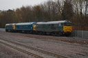 31452 + 45060 SHERWOOD FORESTER + 33035 - 18-11-16 - Bromsgrove