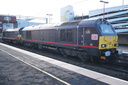 67005 Queen's Messenger + 67006 Royal Soverign - 19-11-16 - Birmingham International