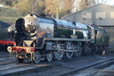34027 TAW VALLEY - 28-12-16 - Bridgnorth (Severn Valley Railway)