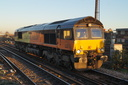 66849 Willam Dilly - 29-12-16 - Clapham Junction
