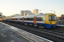 378215 (38115 + 38415 + 38315 + 38215 + 38015) - 29-12-16 -Clapham Junction