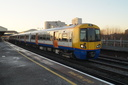 378257 (38157 + 38457 + 38357 + 38257 + 38057) - 29-12-16 -Clapham Junction
