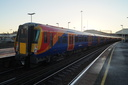 458513 (67613 + 74437 + 74013 + 74113 + 67713) - 29-12-16 -Clapham Junction