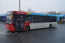 814 BX62SOH - 30-12-16 - Dudley Bus Station