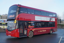 3303 SL16YPN - 30-12-16 - Dudley Bus Station