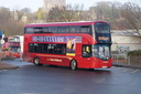 3305 SL16YPP - 30-12-16 - Dudley Bus Station