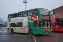 5410 BX13JOA 'Jade' - 30-12-16 - Dudley Bus Station