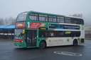 5413 BX13JOU 'Libby June' - 30-12-16 - Dudley Bus Station (1)