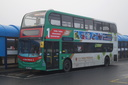 5414 BX13JOV 'Maggie' - 30-12-16 - Dudley Bus Station