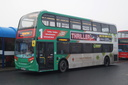 5415 BX13JPF 'Maggie-Mae' - 30-12-16 - Dudley Bus Station