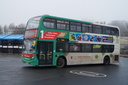 5419 BX13JPV 'Penny' - 30-12-16 - Dudley Bus Station (1)
