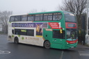 5420 BX13JPY 'Ruby' - 30-12-16 - Dudley Bus Station