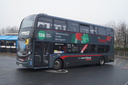 6780 SN66WCC 'Marjorie' - 30-12-16 - Dudley Bus Station