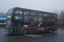 6782 SN66WCE 'Paula' - 30-12-16 - Dudley Bus Station