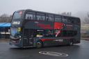 6791 SN66WCR - 30-12-16 - Dudley Bus Station