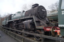 75029 THE GREEN KNIGHT - 5-3-17 - Grosmont (North Yorkshire Moors Railway)