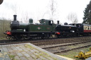 1450 + 7714 - 17-3-17 - Highley (Severn Valley Railway) (1)