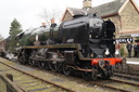 34027 TAW VALLEY - 17-3-17 - Highley (Severn Valley Railway) (2)