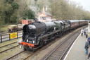 34027 TAW VALLEY - 17-3-17 - Highley (Severn Valley Railway) (4)