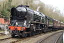 34027 TAW VALLEY - 17-3-17 - Highley (Severn Valley Railway) (6)