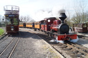 14 + HC 972 FIJI - 25-3-17 - Oak Tree Halt (Statfold Barn Railway)