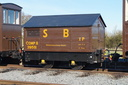 39581 (MR 8640) - 25-3-17 - Cogan Halt (Statfold Barn Railway)