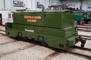 GB 420253 Greenbat - 25-3-17 - The Grain Store (Statfold Barn Railway)