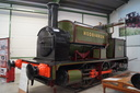 HE 299 HODBARROW - 25-3-17 - The Grain Store (Statfold Barn Railway) (1)