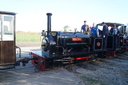 HE 921 SYBIL MARY - 25-3-17 - Oak Tree Halt (Statfold Barn Railway)