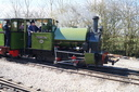 HE 3902 TRANGKIL No 4 - 25-3-17 - Oak Tree Halt (Statfold Barn Railway)
