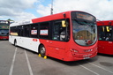 2091 BX12DCU 'Paul Cockin' - 12-8-17 - Pensnett Bus Garage