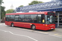 1850 BX58SXP - 22-8-17 - Bilston Bus Station