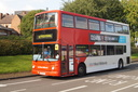 4363 BX02AVY - 19-8-17 - Ring Road St Patricks, Wolverhampton