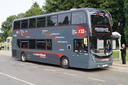 6707 YX15OYB 'Surrinder Kaur' - 26-8-17 - Station Approach, Solihull, Birmingham