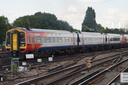 159005 (52877 + 58722 + 57877 WEST OF ENGLAND LINE) - 2-9-17 - Clapham Junction