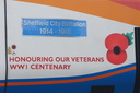 Sheffield City Battalion 1914-1918 HONOURING OUR VETERANS WWI CENTENARY - 60251 (222011)