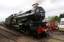 5043 Earl of Mount Edgcumbe - 25-6-11 - Tyseley Museum (4)