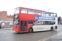 4152 Y747TOH - 15-3-18 - Pipers Row, Wolverhampton