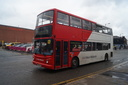 4345 BX02AUV - 15-3-18 - Pipers Row, Wolverhampton