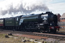 60163 TORNADO - 26-3-18 - Bushbury Junction