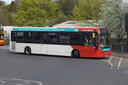 829 BX62SZJ - 23-4-18 - Dudley Bus Station