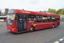 1766 BX56XCK 'Cher' - 23-4-18 - Dudley Bus Station